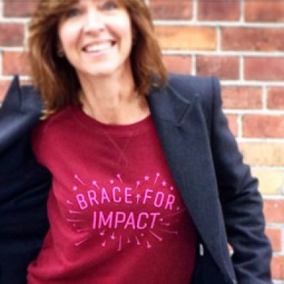 Brace for Impact Sweater