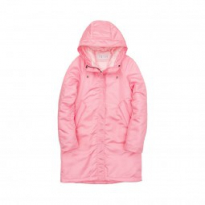 The Pink Parka