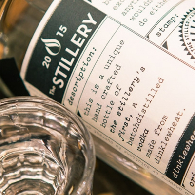 The Stillery Vodka