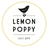 logo lemon poppy