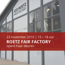 Image for Opening Roetz Fair Factory