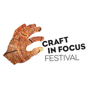 craft in focus festival logo