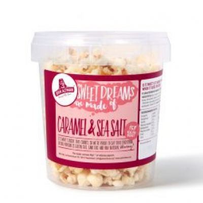 Caramel & Sea Salt Popcorn