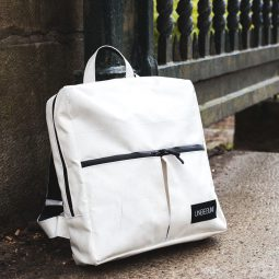 Image for Albert Cuyp Backpack White