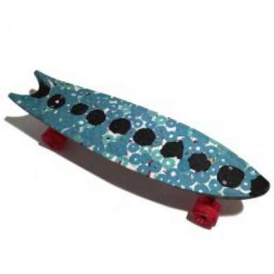 Squid Skateboard