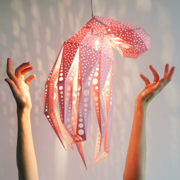 Image for Octopus Papieren Lamp