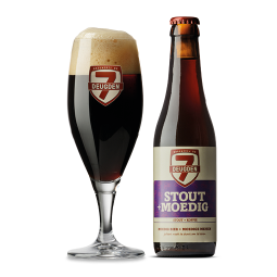 Image for Bier 'Stout+Moedig'