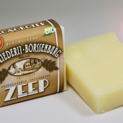 Cacaoboter Zeep