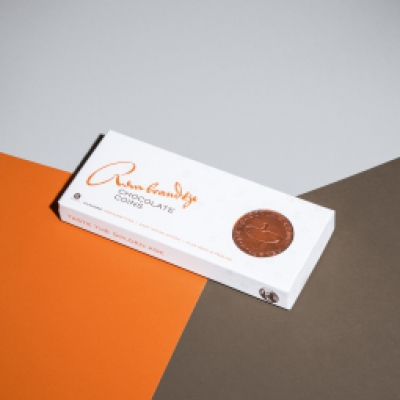 Chocolate Coins Collection Box