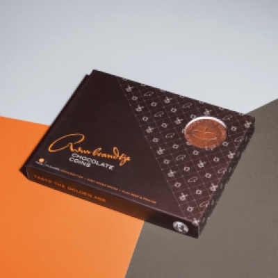 Chocolate Coins Deluxe Box