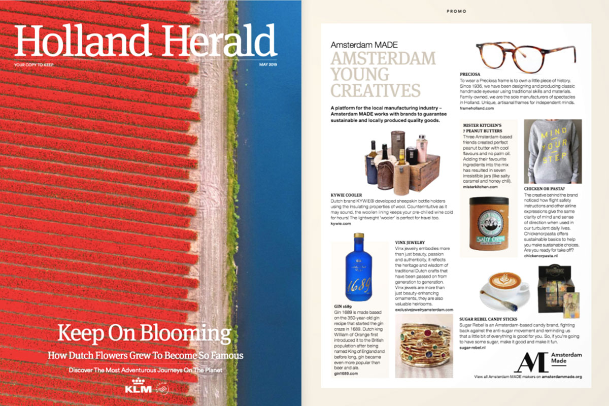 Holland Herald juni