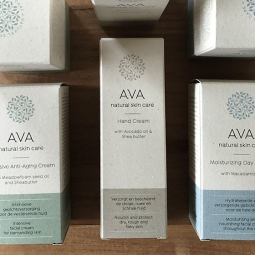 AVA natural skin care