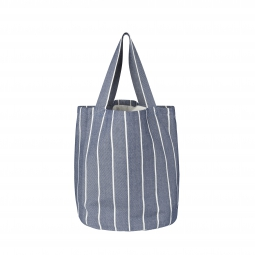 Image for XL Tas Denim Stripes