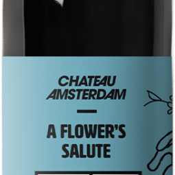 Image for A flower's salute wine