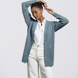 Image for Waterfront Cardigan – Seagreen