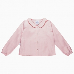 Image for Alice Blouse Pink Checks