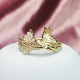 Image for Oogst ring Ginkgo